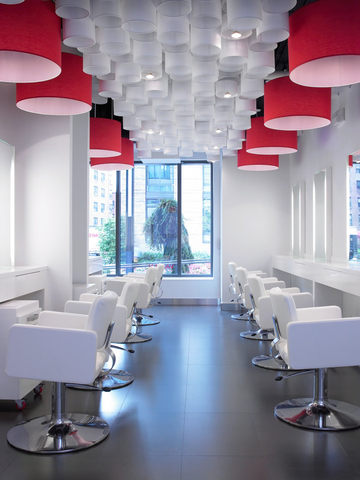 The professional beauty association 2010 north american for Mizu hair salon nyc